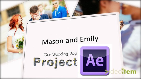 Wedding Photos v2  - Project for After Effects (Videoitem)